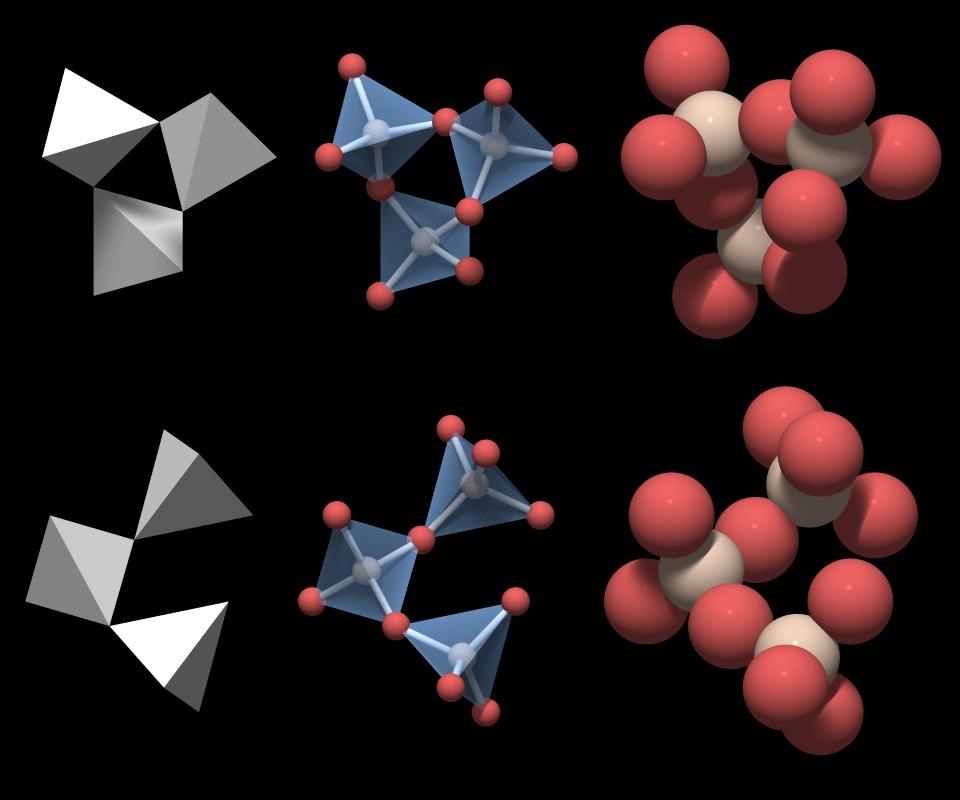The Quartz Page Quartz Structure